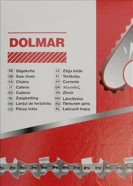 dolmar s gekette 3 8 1 1 52 glieder hobby k18 13 50. Black Bedroom Furniture Sets. Home Design Ideas