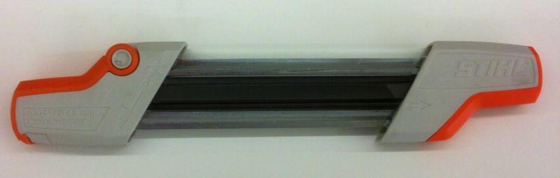 stihl feile feilenhalter 2 in 1 mit tiefenbegrenzerfeile 4 0 mm f. Black Bedroom Furniture Sets. Home Design Ideas