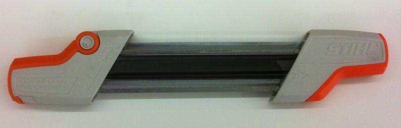 stihl feile feilenhalter 2 in 1 mit tiefenbegrenzerfeile 4 0 mm f 35 00. Black Bedroom Furniture Sets. Home Design Ideas